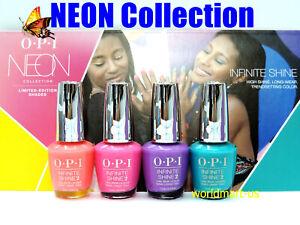 OPI Infinite Shine Polish 15ml/0.5fl.oz NEON Collection /Choose Any Color