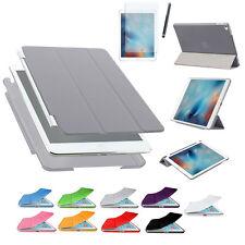 iPad Mini 4 Smart Cover + Back Case Schutzhülle Hülle Tasche Etui Folie Zubehöre