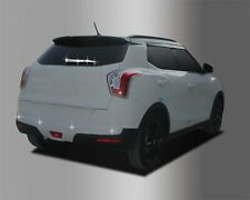 Auto Clover Chrome Rear Styling Trim Set for Ssangyong Tivoli 2014+