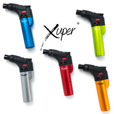 Xuper (Pack of 5) Jet Butane Torch Lighter Adjustable Flame Refillable Windproof