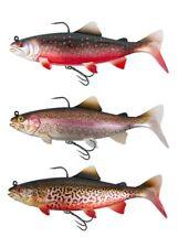 Fox Rage Replicant Trout *Complete Range* NEW Predator Fishing Soft Lure *SALE*