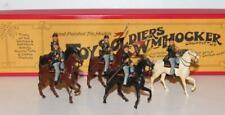 5pc Set William Hocker #350 Union Cavalry Rush's Lancers Toy Soldiers Civil War