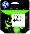 HP 301XL Cartucho de tinta Negro CH563EE