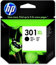 HP 301 XL Tintenpatrone schwarz CH563EE