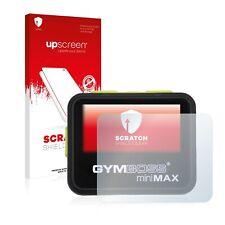 Protector de pantalla para Gymboss Minimax Protector De Pantalla Transparente Protector De Pantalla Película
