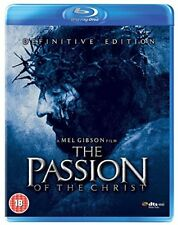 The Passion Of The Christ [Blu-ray] [DVD][Region 2]