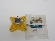 NOS Bombardier Can Am Front Wheel Hub Assy Yellow DS 650 X Baja DS650X DS650