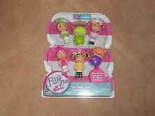 NEW, FLIP ZEE GIRLS, FLIP FROM BIG GIRL TO BABY, 4 PACK, #1, SERIES 1