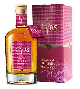 SLYRS Whisky Madeira 46% vol. 0,7 Liter
