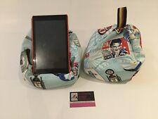 Elvis  Beanbag lap Cushion - Ipad -Tablet - Kindle holder/ stand