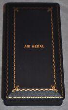 ORIGINAL WWII AIR MEDAL CASE