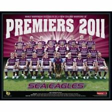 Photos Manly Sea Eagles NRL & Rugby League Memorabilia