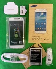 Samsung Galaxy S4 mini 8GB White Unlocked 4G LTE Refurbished to New Condition