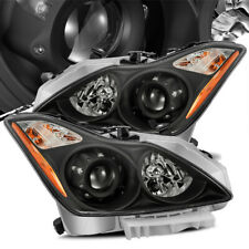 For 2008-2013 Infiniti G37/2014-2015 Q60 Black Out Projector Headlights LH/RH