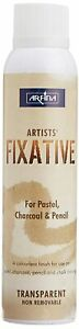 Camel Arfina Artists Fixative Spray For Pastel,Charcoal,Pencil & Crayons 200 ml