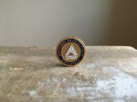 Vintage NUPE National Union Public Employees Enamel Fattorini Pin Badge