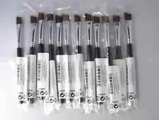 BARE ESCENTUALS bare Minerals LOT OF 12 * FULL EDGED LINER BRUSH * $180 NEW
