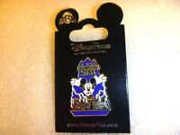 Disney pin  Disney MGM Studios - Tower of Terror with Mickey Mouse-2008  Version
