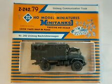 NEW Roco Minitanks #242 Modern West German Unimog Communications Truck
