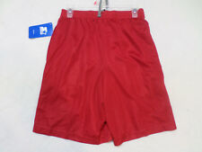 Starter Dri-Star Cool Zone Red Mesh Shorts Men's Size S (28-30) NEW