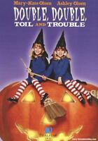 DOUBLE, DOUBLE TOIL AND TROUBLE NEW DVD