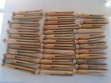 Clothespin Wood Vintage Set 37