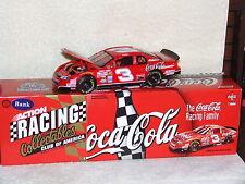 1998 Dale Earnhardt #3 Coke Action / RCCA CWB 1/24