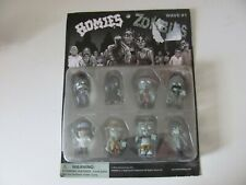 Homies Zombies Wave #1 Set Of 8 Collectible Gangster Vinyl Mini NEW IN PACKAGE