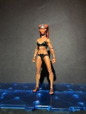 Star Wars 3.75 Custom Orange Female Twi'lek Species Slave Boss Fight Studios