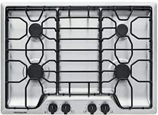 """Frigidaire FFGC3012TS 30"""" Stainless Sealed 4 Burner Cooktop"""