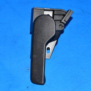 WV Up Bonnet Catch Release Pull Lever Black  1J1 823 633 C 1J1823633C