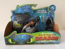 Dreamworks How To Train Your Dragon - Hiccup & Toothless Toy Action Figure - New