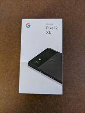 Google Pixel 2 XL - 64GB - Just Black (Ohne Simlock) Smartphone