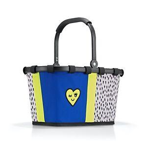 Reisenthel carrybag XS Einkaufskorb 5 Liter Dekokörbchen Kinderkorb sehr klein