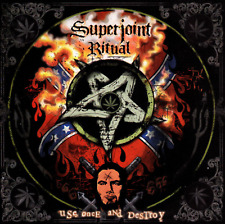 "SUPERJOINT RITUAL ""Use Once And Destroy [PA]"" CD 2002 16-Tracks *EXCELLENT* sryb"