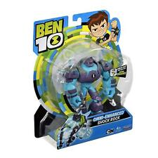"Ben 10 Omni Enhanced Shockrock Action Figure 4"" - 5"" Shock Rock"