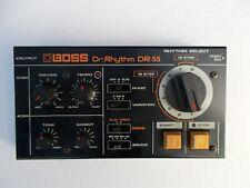 BOSS DR-55 DR. RHYTHM BATTERY POWERED DRUM MACHINE ROLAND JAPAN Free Shipping UK