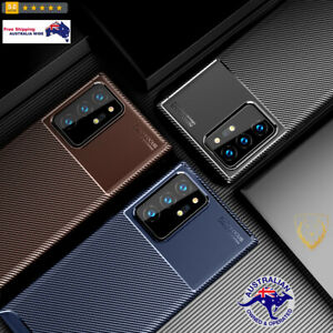 For Samsung Galaxy  Carbon Fiber Texture Shockproof TPU Case Best Quality