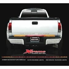 "RECON 26416X 60"" Xtreme Red-White-Amber Tailgate Light Bar LED"