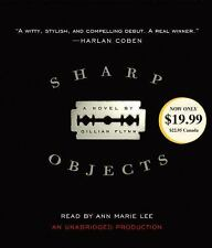 Sharp Objects by Gillian Flynn (2013, CD, Unabridged)