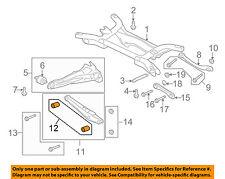 MITSUBISHI OEM 04-16 Lancer Lower Control Arm-Rear-Bushings MN100110