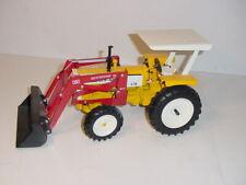 1/16 Custom Minneapolis Moline G-750 Tractor W/Westendorf WL21 Loader! Nice!