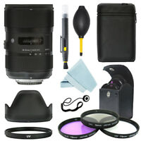 Sigma 18-35mm f/1.8 DC HSM Art Lens for Canon + Filter Kit + Accessory kit