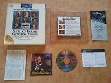 Sherlock Holmes - Consulting Detective 2  PC DOS  englisch   Rarität   USK 18 #
