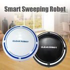 Automatic USB Rechargeable Smart Robot Vacuum Floor Cleaner Sweeping Suction