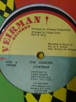 "Stuntman / Howie Irie ‎– The Cooker / Abortion 12"" Vinyl Single  REGGAE DANCEHAL"