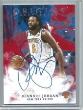 DeAndre Jordan 19/20 Panini Origins Autograph #11/25