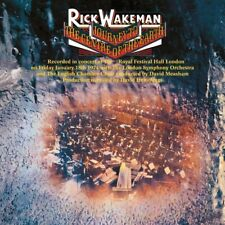 RICK WAKEMAN - JOURNEY TO THE CENTRE OF THE EARTH (REMASTERED)   CD NEW!
