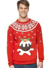Disfraces de hombre en color principal rojo, Navidad
