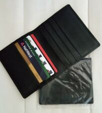 Real leather credit card holder. 8 Credit Cards or Business cards. Great Present